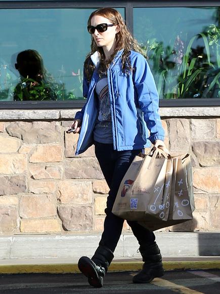 STOCK MARKET photo | Natalie Portman
