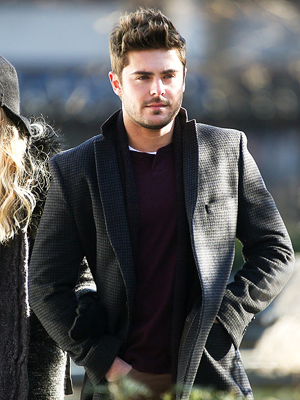 COAT CHECK photo | Zac Efron