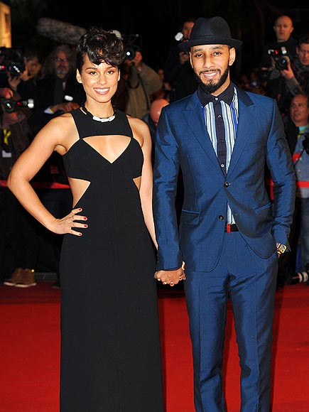 FRENCH C&#079;NNECTI&#079;N photo | Alicia Keys, Swizz Beatz
