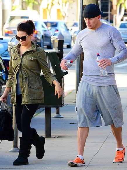BUSY BODIES photo | Channing Tatum, Jenna Dewan