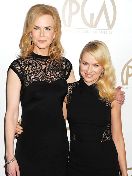 GIRL POWER  photo | Naomi Watts, Nicole Kidman