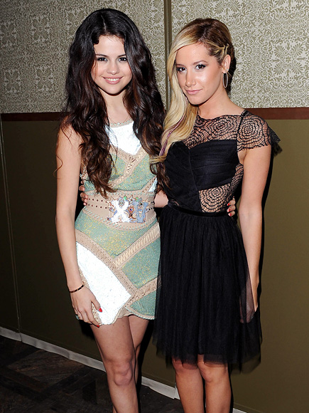 STRENGTH IN NUMBERS photo | Ashley Tisdale, Selena Gomez
