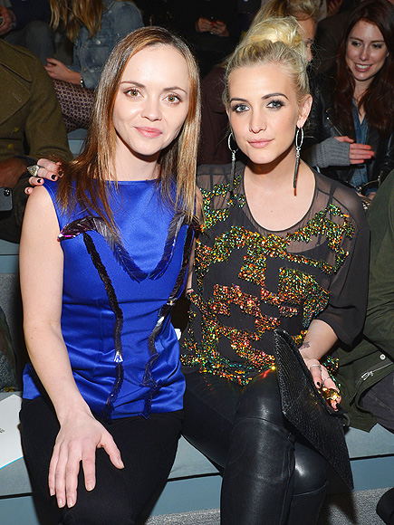 FASHION'S FINEST photo | Ashlee Simpson, Christina Ricci