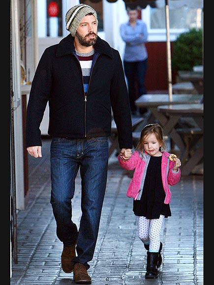 HOW SWEET! photo | Ben Affleck