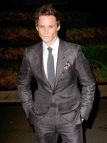 HOT PUR-SUIT photo | Eddie Redmayne