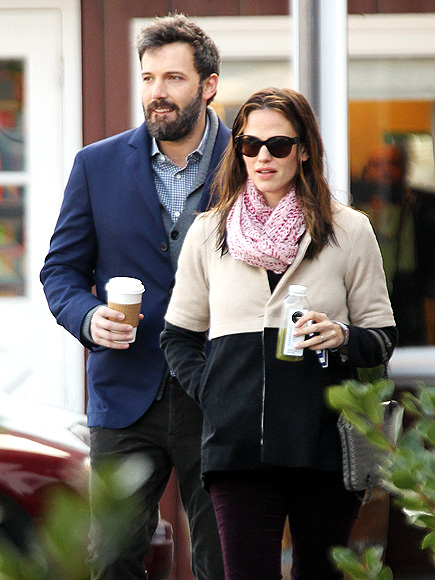 TWO FOR THE ROAD photo | Ben Affleck, Jennifer Garner