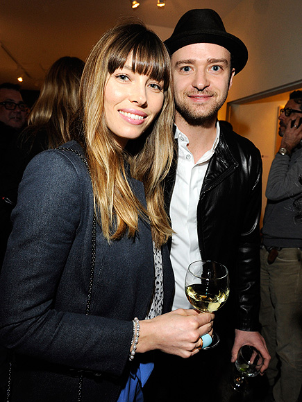 TAKING IT IN photo | Jessica Biel, Justin Timberlake