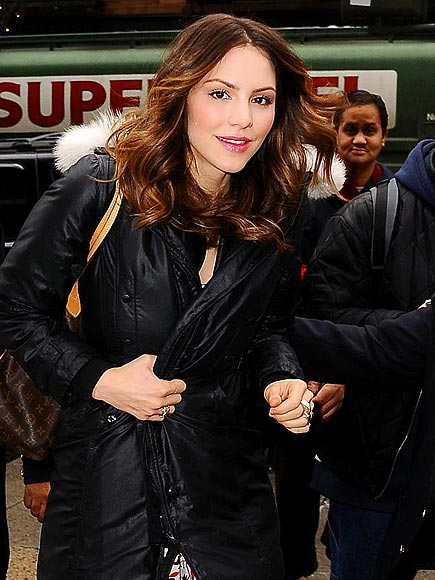 YOU LOOK SMASH-ING photo | Katharine McPhee