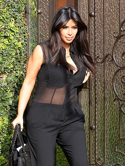 SEEING IS BELEVING photo | Kim Kardashian
