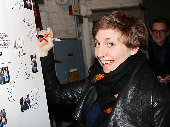 WRITE ON! photo | Lena Dunham