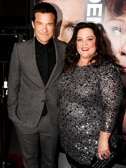 GRAND THEFT photo | Jason Bateman, Melissa McCarthy