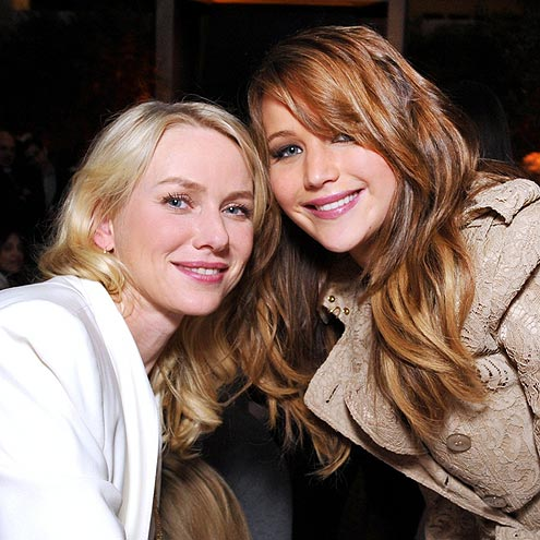 HEAD-TO-HEAD photo | Jennifer Lawrence, Naomi Watts