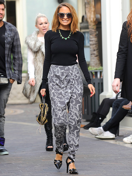 BOLDLY GO photo | Nicole Richie
