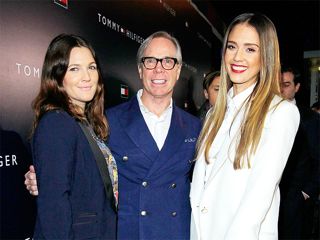 MIDDLE MAN photo | Drew Barrymore, Jessica Alba, Tommy Hilfiger