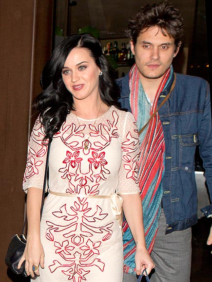 TWO-GETHER AS ONE photo | John Mayer, Katy Perry