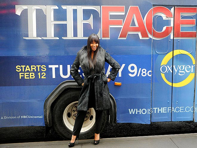 LET'S 'FACE' IT photo   Naomi Campbell