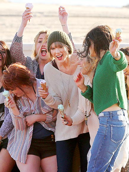 LADIES WHO LAUGH photo | Taylor Swift