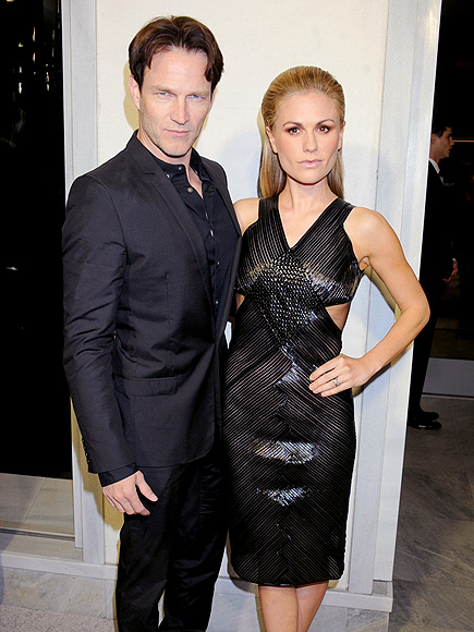 STARE MASTERS photo | Anna Paquin, Stephen Moyer