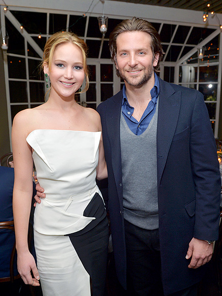 STANDING FIRM photo | Bradley Cooper, Jennifer Lawrence
