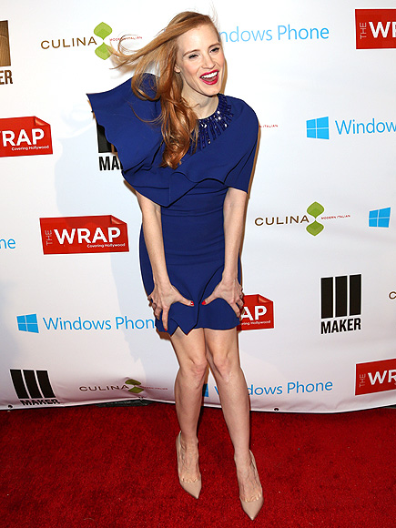 WINDY CITY photo | Jessica Chastain