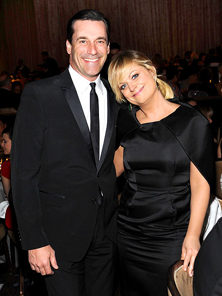 DRESSED TO IMPRESS photo | Amy Poehler, Jon Hamm