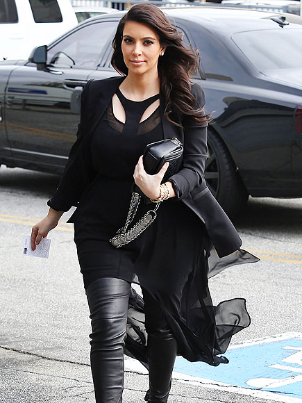 BLACK BEAUTY photo | Kim Kardashian