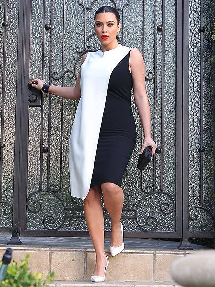 COLOR CODED photo | Kim Kardashian