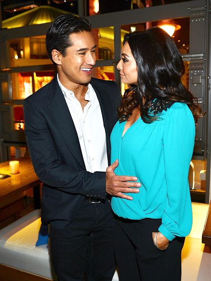 PROUD PAPA photo | Mario Lopez