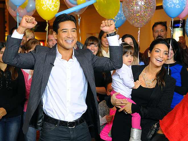 BABY BLISS photo | Mario Lopez