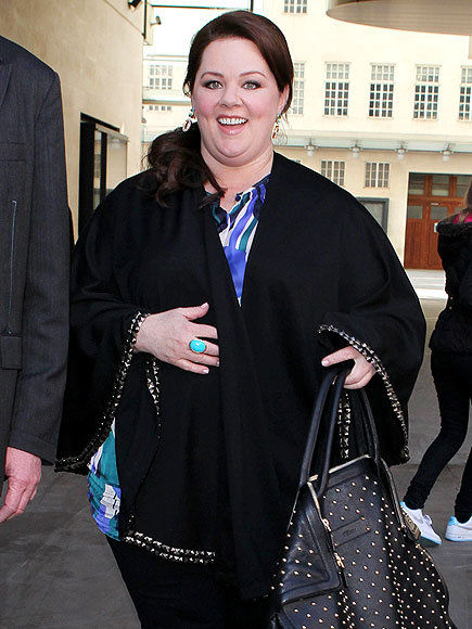 BLACK IN ACTION photo | Melissa McCarthy