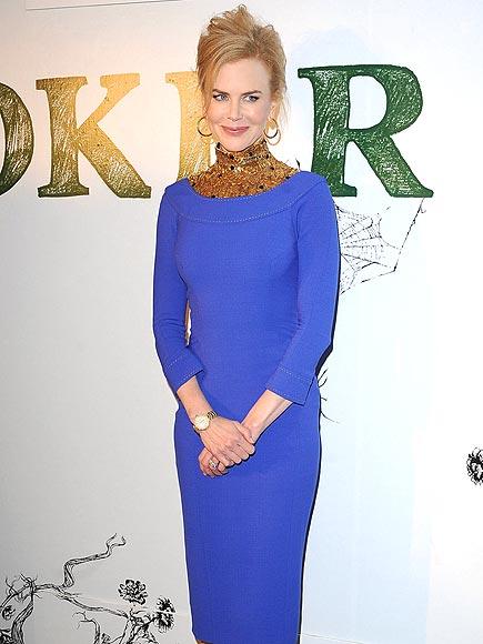 BLUE BELLE photo | Nicole Kidman