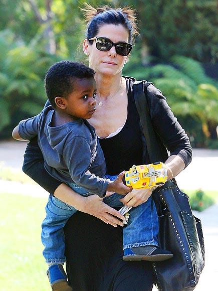 ARMED & READY photo | Sandra Bullock