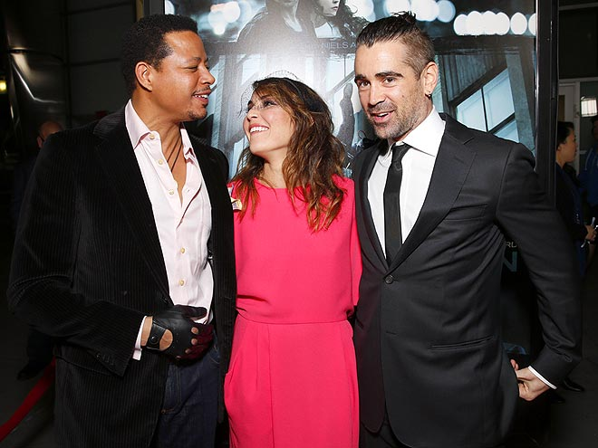 HERE'S LOOKIN' AT YOU photo | Colin Farrell, Noomi Rapace, Terrence Howard