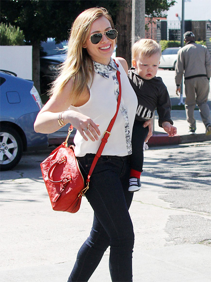 SUNSHINE DAY photo | Hilary Duff