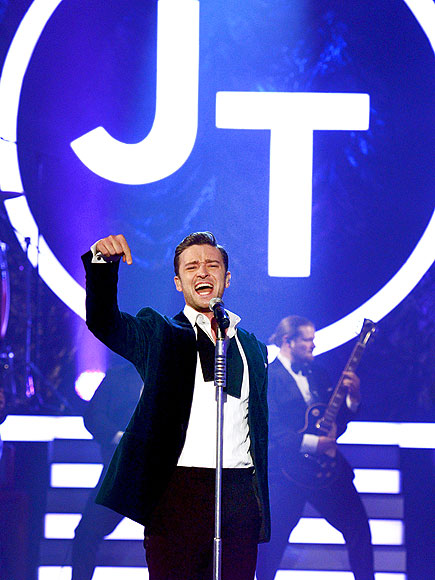 JUST TERRIFIC photo | Justin Timberlake