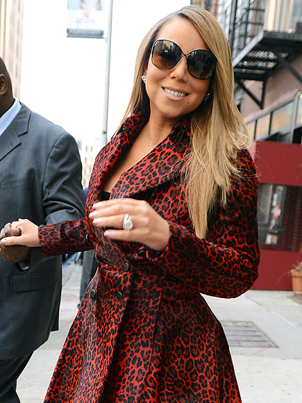 CITY WALK photo | Mariah Carey