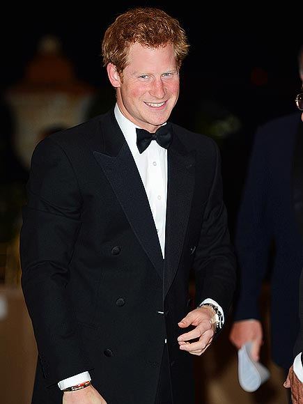 SUIT YOURSELF photo | Prince Harry