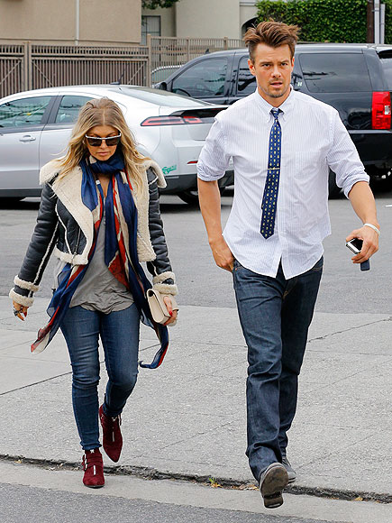 GREAT EXPECTATIONS photo | Fergie, Josh Duhamel