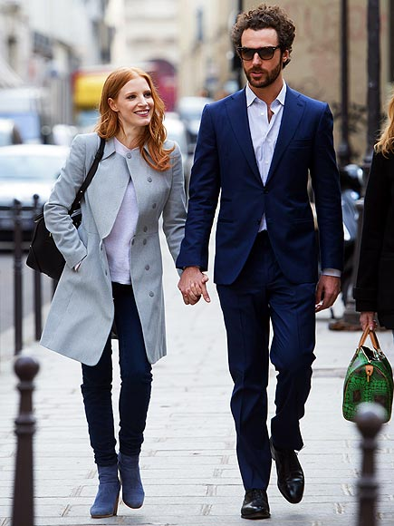 TO HAVE AND TO HOLD photo   Jessica Chastain