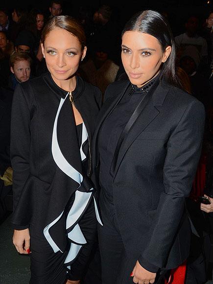 HAUTE MAMAS photo | Kim Kardashian, Nicole Richie
