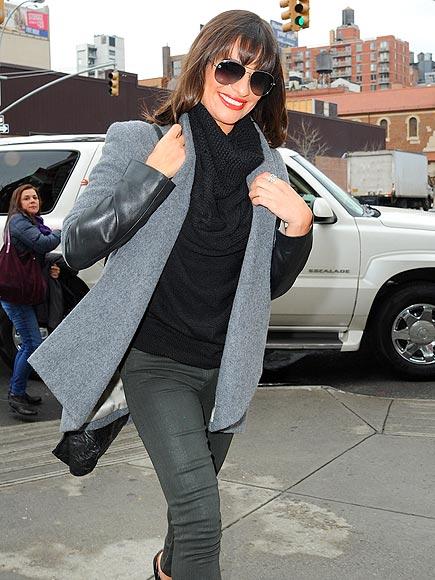 STRUT HER STUFF photo | Lea Michele