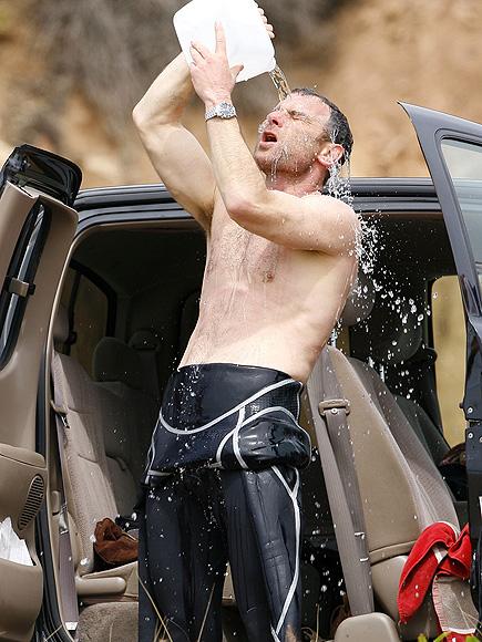 WATER BOY photo   Liev Schreiber