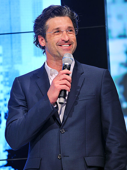 GOOD EYE photo | Patrick Dempsey