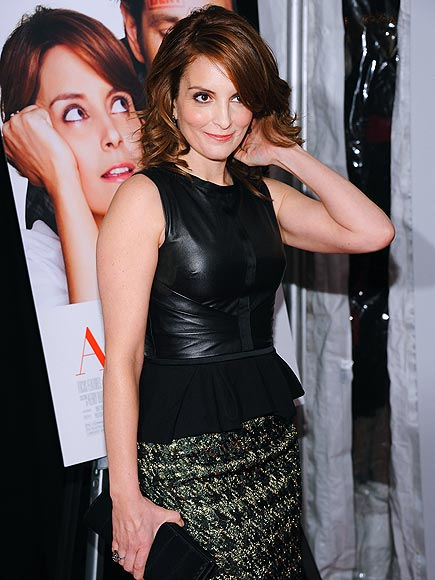 NICE ENTRANCE photo | Tina Fey