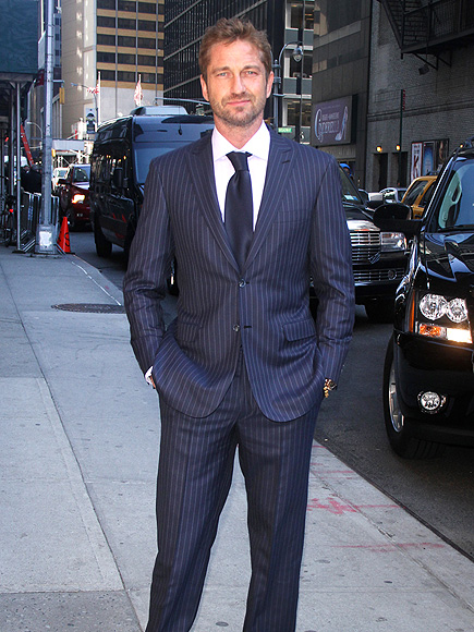 SUIT YOURSELF photo | Gerard Butler