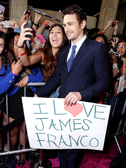 SIGNING OFF photo | James Franco