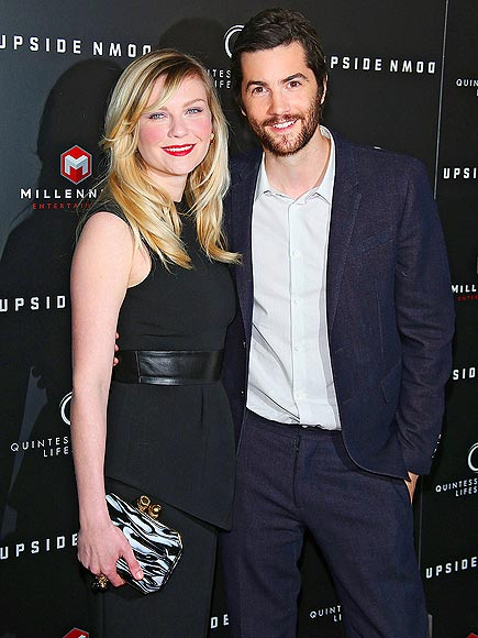 PRETTY PAIR photo | Jim Sturgess, Kirsten Dunst