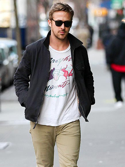 JACKET REQUIRED photo | Ryan Gosling