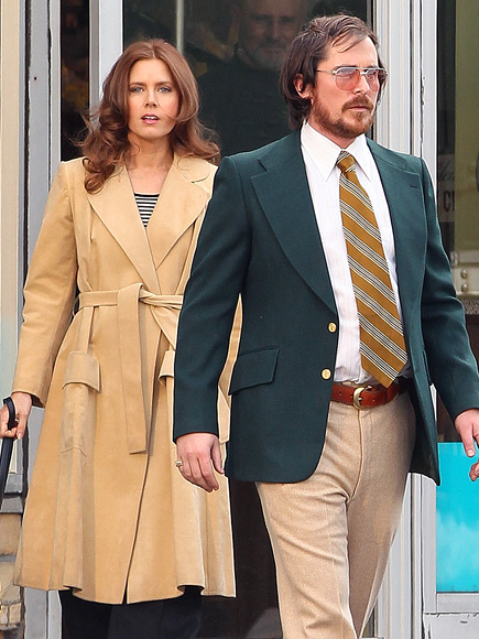 PLAYING THE PART photo | Amy Adams, Christian Bale