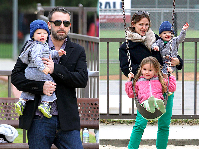PLAY ACTION photo | Ben Affleck, Jennifer Garner